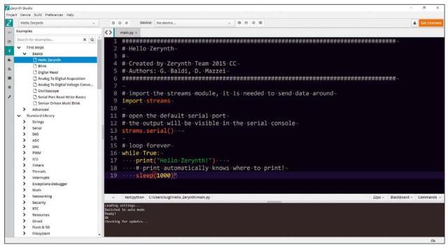 "Zerynth02-640x351 Rivista #229: ""Zerynth Studio: programma i micro in Python"""