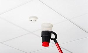 manutenzione semestrale impianto rilevazione fumo Brescia