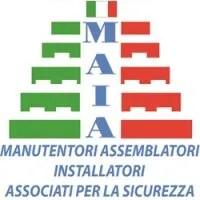 Logo MAIA (Manutentori Assemblatori Installatori Associazioni per la Sicurezza) Elettron Brescia
