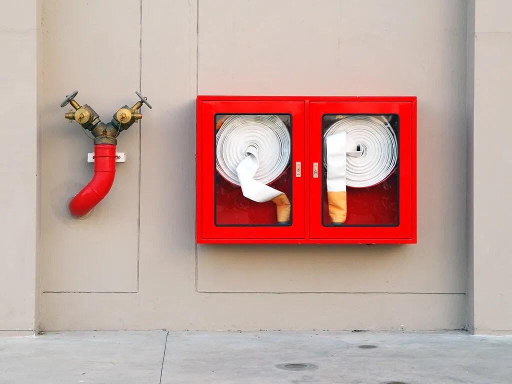 manutenzione semestrale idrante fisso Elettron Brescia