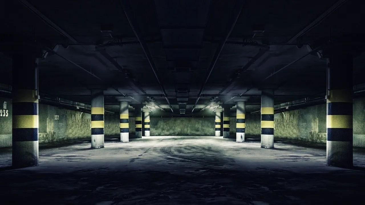 Rivelazione gas tossici Parcheggio Sotterraneo Elettron