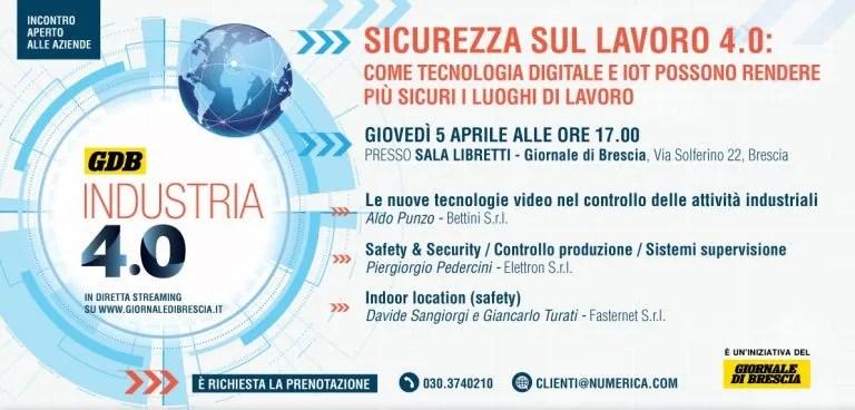 Volantino evento 05.04.18 Fasternet Elettron Bettini SICUREZZA 4.0