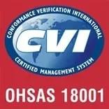 Certificazione OHSAS 18001 Elettron srl