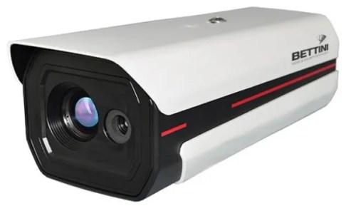 Telecamera Termica IP FissaCW-HMX315