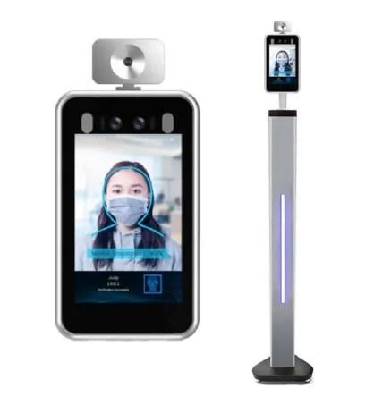 Tablet dotato di Termocamera per lettura della temperatura corporea
