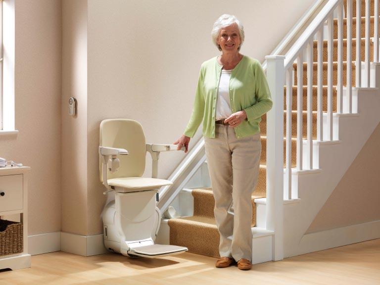 elevaction chaises d escalier pour