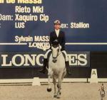 Championnat du Monde Jeunes chevaux à Ermelo : Caporal de Massa et Arnaud Serre brillent dans les 6 ans