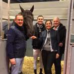 De bonnes nouvelles des chevaux Massa sur les terres danoises !