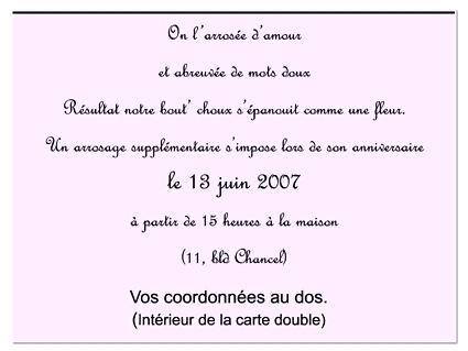 Texte D Invitation Pour Anniversaire 18 Ans Elevagequalitetouraine