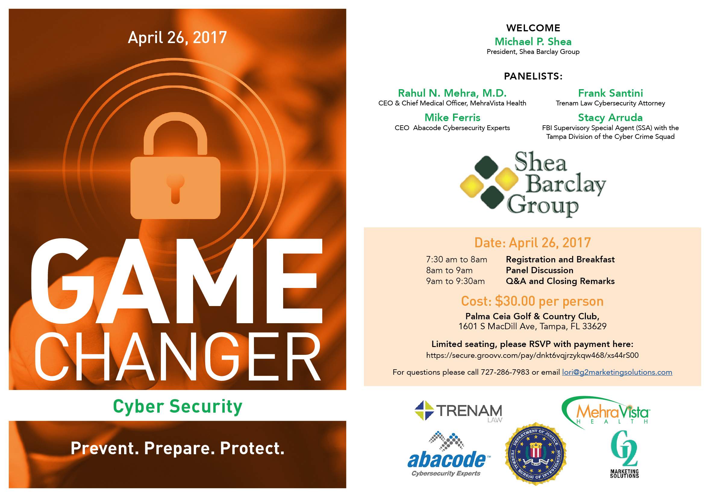 Cyber Security Event 2017