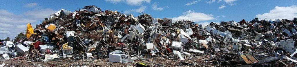 Carbon Fiber Landfill waste