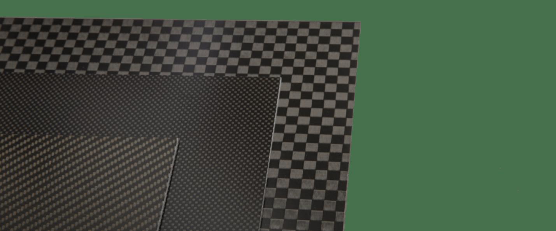 Carbon fiber sheet Plain weave Checker weave Twill weave