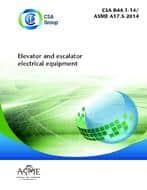 A17.5 2014 Elevator and Escalator Electrical Equipment