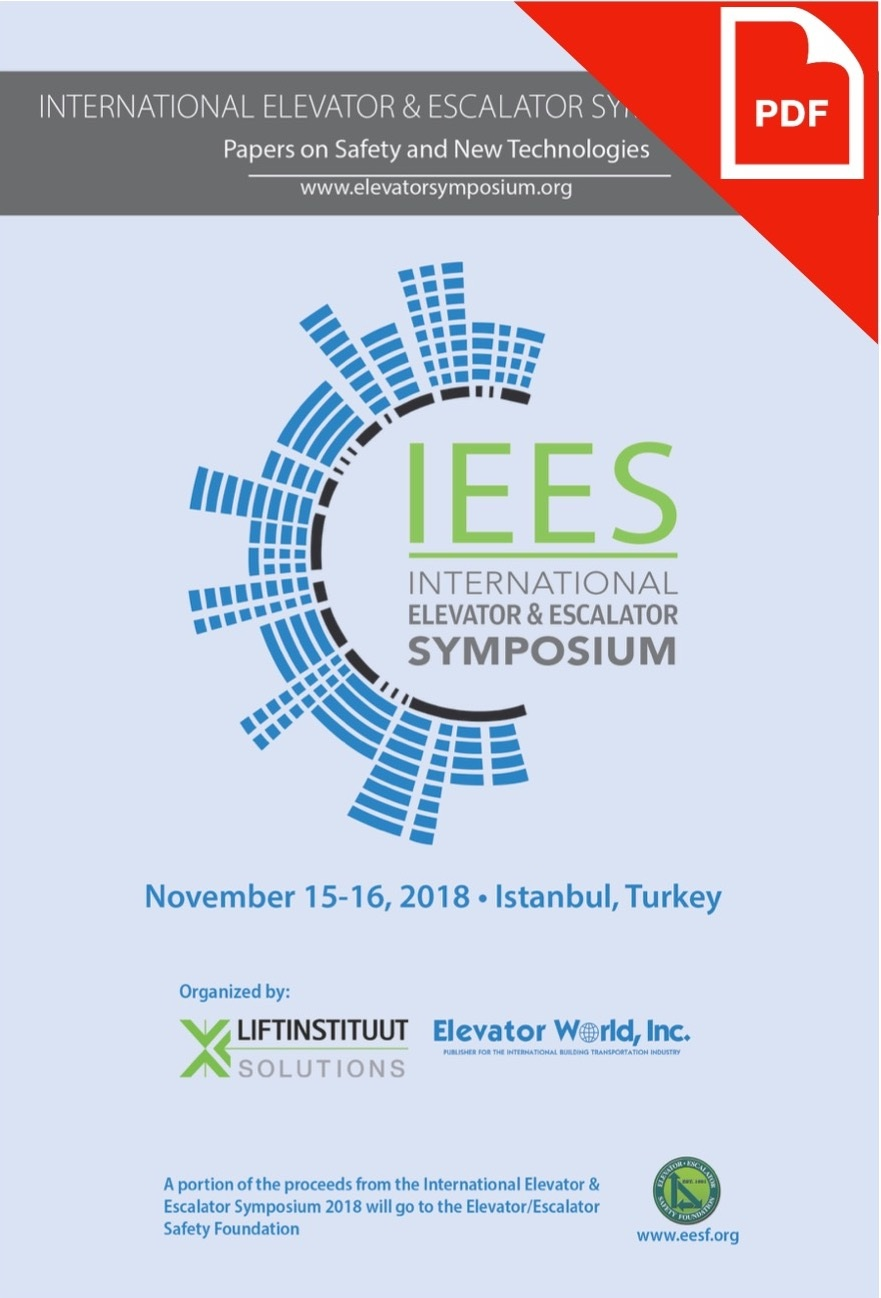 IEES 2018 Papers on Safety and New Technologies