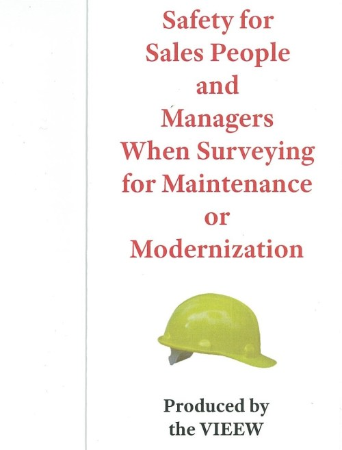Safety for Sales People and Managers