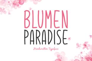 Blumen Paradise