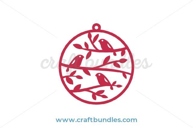 Bird Ornament