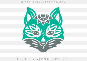Mandala Fox