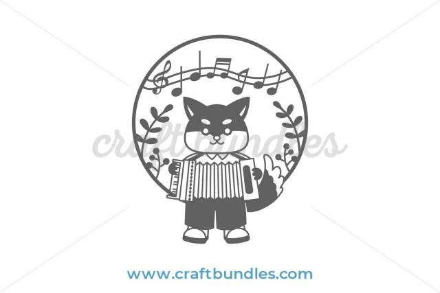 fox accordion