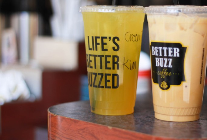 Better Buzz Coffee, San Diego