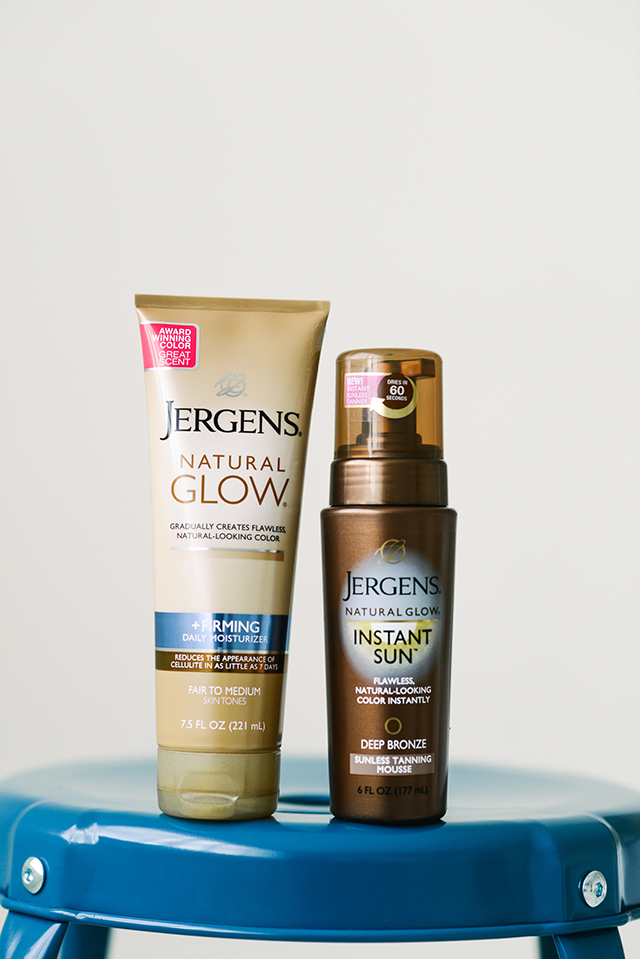 Jergens Sunless Tanning