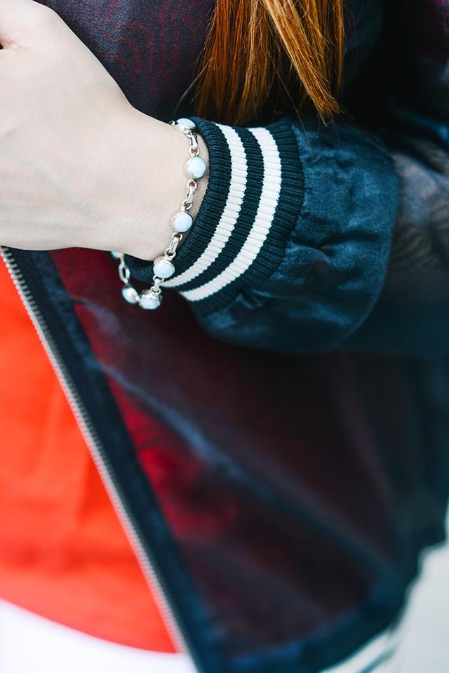 Larimar Turquoise Bracelet