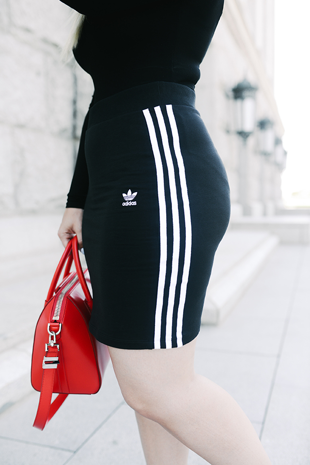 Adidas Original 3-Strip Skirt