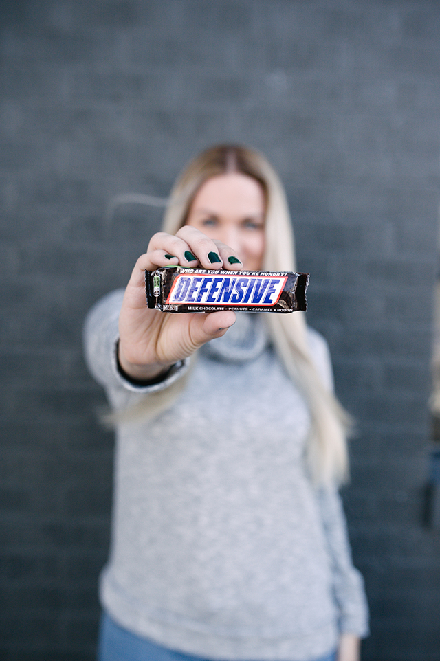 Football Snickers