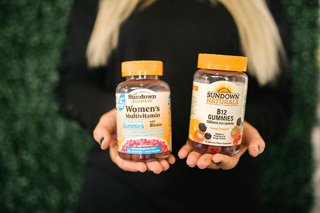 Sundown Naturals Gummie Vitamins