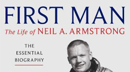 Image result for First Man: The Life of Neil A. Armstrong""