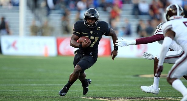 Image result for army black knights Ahmad Bradshaw