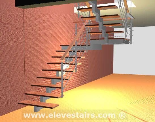 Design Stairs Custom Built Stairs
