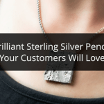 12 Brilliant Sterling Silver Pendants Your Customers Will Love