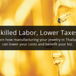 Skilled Labor, Lower Taxes & How to Streamline Your Jewelry Business