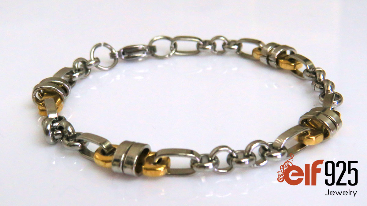 A Guide Gold and Black Ion Plated Stainless Steel Jewelry ELF925 Blog
