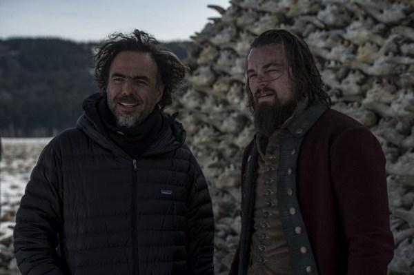 "Alejandro G Iñarritu ""The Revenant"""