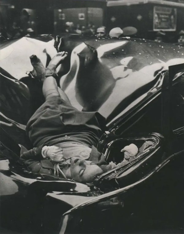 18. Evelyn Mchale, quien se suicidó lanzándose al vacío desde el Empire State Building, 1947