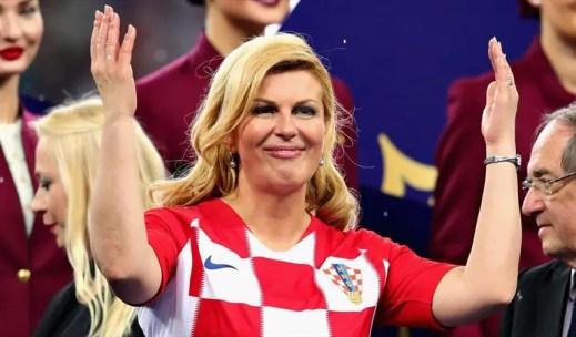 Kolinda Grabar, la presidenta de Croacia
