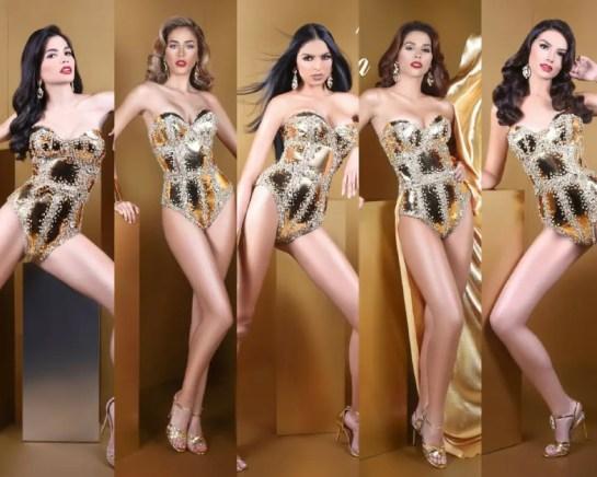 Miss Earth Venezuela 2018 favoritas