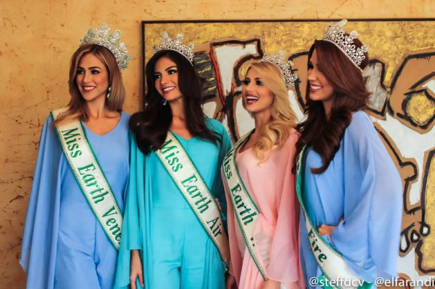 ganadoras del Miss Earth Venezuela 2018