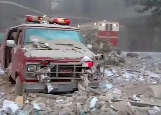 11 de septiembre Torres Gemelas 1