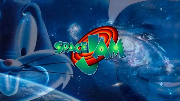 Lebron James Space Jam 2