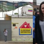 Sin Fronteras Angelina Jolie