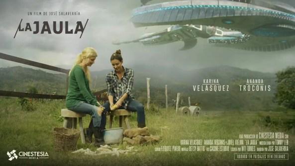 """Karina Velásquez """"La Jaula"""""""