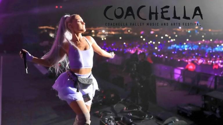 Coachella 2018 Ariana Grande