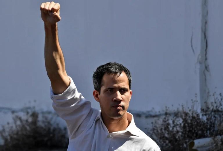 Mentes gemelas Juan Guaidó