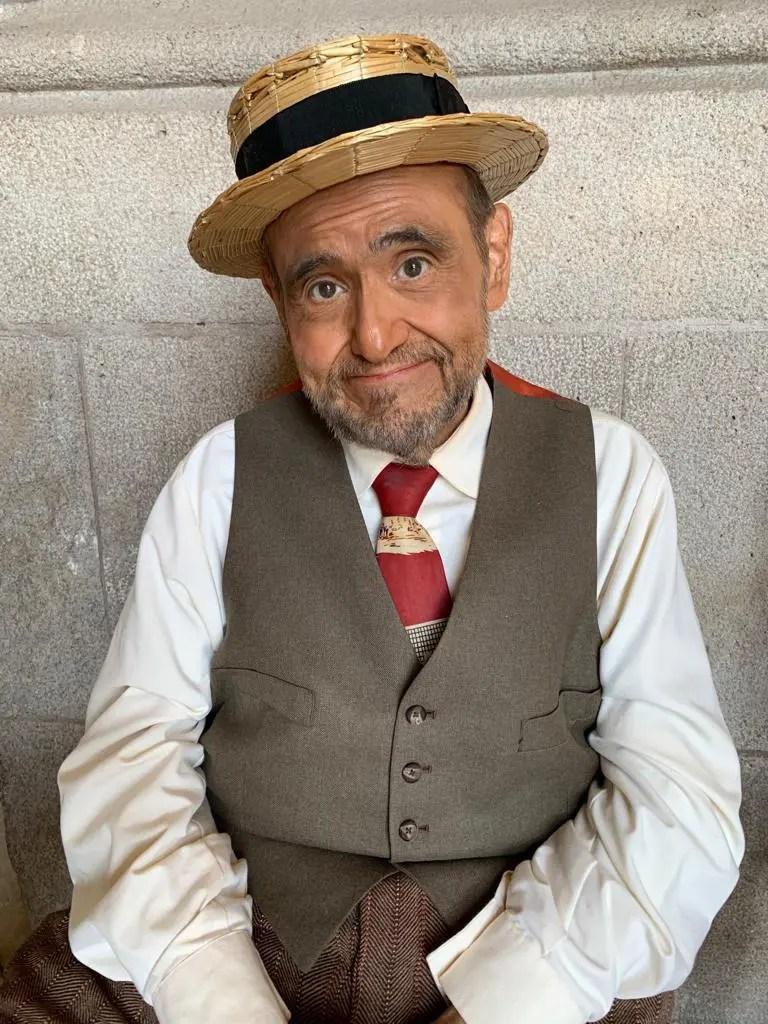 El Señor Barriga