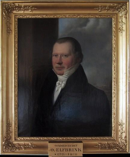 Olof Elfbrink (1773-1835), kommerseråd
