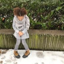 Minime Style im Winter