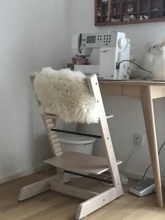 Tripp Trapp im Kinderzimmer
